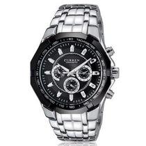 Relógio Masulino Barato Curren Luxo Pronta Entrega