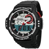 Relógio Orient X-game Xmppa109 Loja Oficial