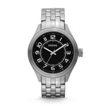 Relógio Fossil Quartz Bq1037 Metal Masculino Aço Inoxidavel