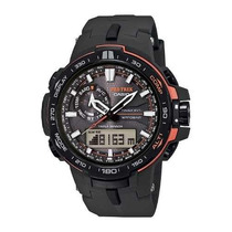 Casio Prw-6000 Satellit Wave - Casio Prw6000y-1fj