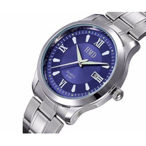 Relógio Barato Masculico Luxo Calendário Pronta Entrega
