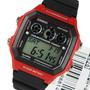 Relogio Casio Ae1300 Vermelho Lançamento Mundial!!!