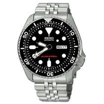 Relógio Seiko Black Boy Diver Skx007k2 Automatico 200 Mts