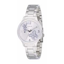 Relógio Lince Orient Feminino Wr Lrm4154l Frete Grátis