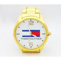 Relógio Tommy Hilfiger Dourado