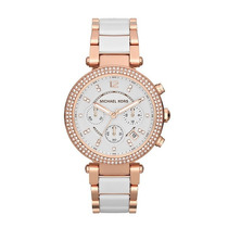 Michael Kors Modelo: Mk5774 Rose E Branco Com Cr
