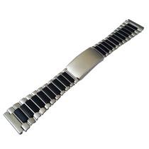Pulseira Para Relógio Aço 22mm Timex Ironman Aqualand 22mm