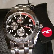 Relógio Technos Skymaster 6p89ae/1p Multi Calendário - Novo