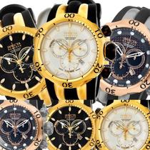 Relógio Invicta Reserve Venom 10833 10834 14518 Novo 3 Cores