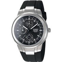 Relógio Casio Edifice Ef-305 Análogo Calendário Wr-100m P