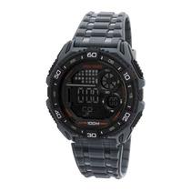Relógio Masculino Mormaii Action Mo13617n/8l - Preto / Ci...