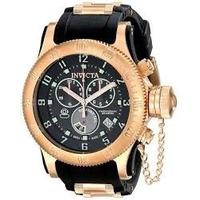Relógio Invicta Russian Diver 15567 - Banhado À Ouro 18k !!
