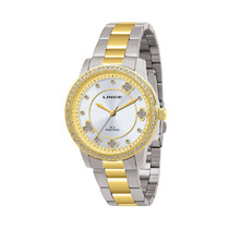 Relógio De Pulso Lince Analógico Feminino Lrt4180l By Orient