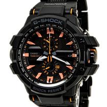 Relógio Casio G-shock Gwa1000fc 1a4 Puls Metal Novo Original