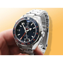 Omega Seamaster Planet Ocean 600m Gmt Ceramica, 43,5mm