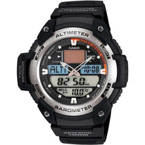 Relogio Casio Sgw 400h - Altímetro Termômetro Barômetro