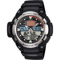 Relogio Casio Sgw 400h - Altímetro Termômetro Barômetro
