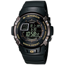 Relogio Casio G 7710 Gshock 5 Alarm Timer Crono 200m Liquida