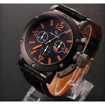 Relógio Masculino Militar Barato Estilo Pronta Entrega