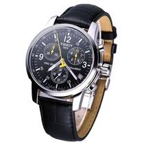 Relógio Tissot Preto Misto Sedex + Garantia 12x Sem Juros
