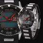Relógio Shark Cat Red - Frete Grátis - Envio Imediato.