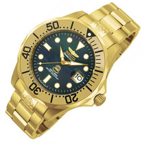 Invicta Grand Diver 13940 Dourado 47 Mm Automático ! Venom