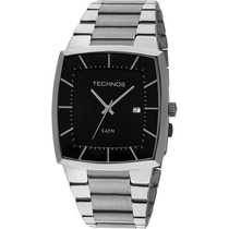 Relógio Technos Classic Slim Gm10iq/1p - Garantia E Nf