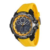 Relógio Speedo Análogo Digital Conom 3 Alarmes 65067g0evnp1