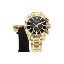 Relógio Technos Os2aaj/4p - Dourado Toca Pulseira