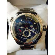 Relógio Estilo Tag Heur Grand Carrera - Promoção