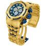 Relógio Invicta Bolt Zeus 12742 Azul Original Pronta Entrega