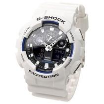 Relógio Casio G-shock Ga100b7a Novo Original 01 Ano Garantia