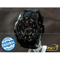 Invicta Original Pro Diver Black 6986 Caixa Tamanho Grande