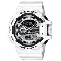 Relógio Casio G-shock Ga-400 7a H.mundial 5 Alarmes 200m Nfe