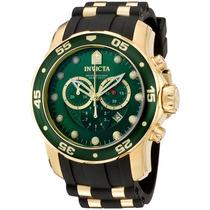 Relógio Invicta Pro Diver Scuba 6984 Ouro 18 Linha 6983/6981