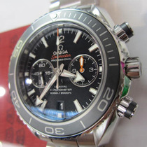 Omega Planet Ocean Cronografo 45,5mm Black Lacrado.