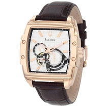 Relógio Bulova Automatico 97a103 Wb31185h Lançamento