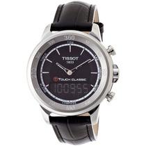 Relogio Tissot T-touch Classic Ttist0834201605100 Masculino