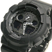 Relógio Casio G-shock Ga 100-1a1dr - 100% Original