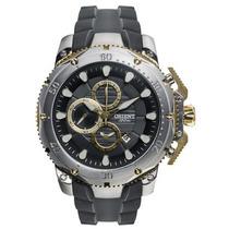 Relógio Orient Cronógrafo Mttpc001 - Garantia E Nf