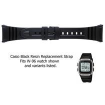 Pulseira Relógio Casio W-96h 1°linha