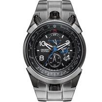 Relógio Orient Flytech Titânio Mbttc008 - 2015 Garantia E Nf