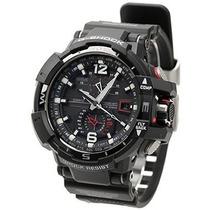 Relógio Casio G-shock Gwa1100 1a Gravity Defier Sky Cocpit