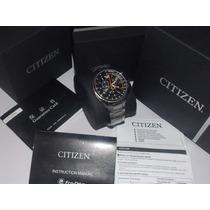 Relógio Citizen Promaster Eco Drive Bj7010 Nighthawk