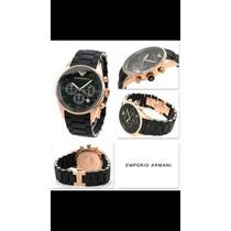 Relógio Empório Armani Ar-5905 Lançamento
