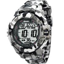 Relógio X-games Camuflado Xmppd254 - Garantia E Nota Fiscal