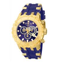 Relógio Invicta 6906 Subaqua Gold Original