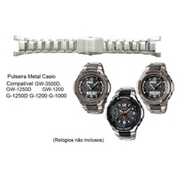 Pulseira Casio G-1250d G-1200 Gw-2500 Gw-3500b G-shock [c5]