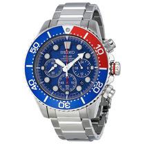 Relógio Seiko Solar Dive Ssc019 Cronografo Masculino