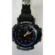 Relógio Cassio G Shock Ga110 Black Gold Fotos Reais
